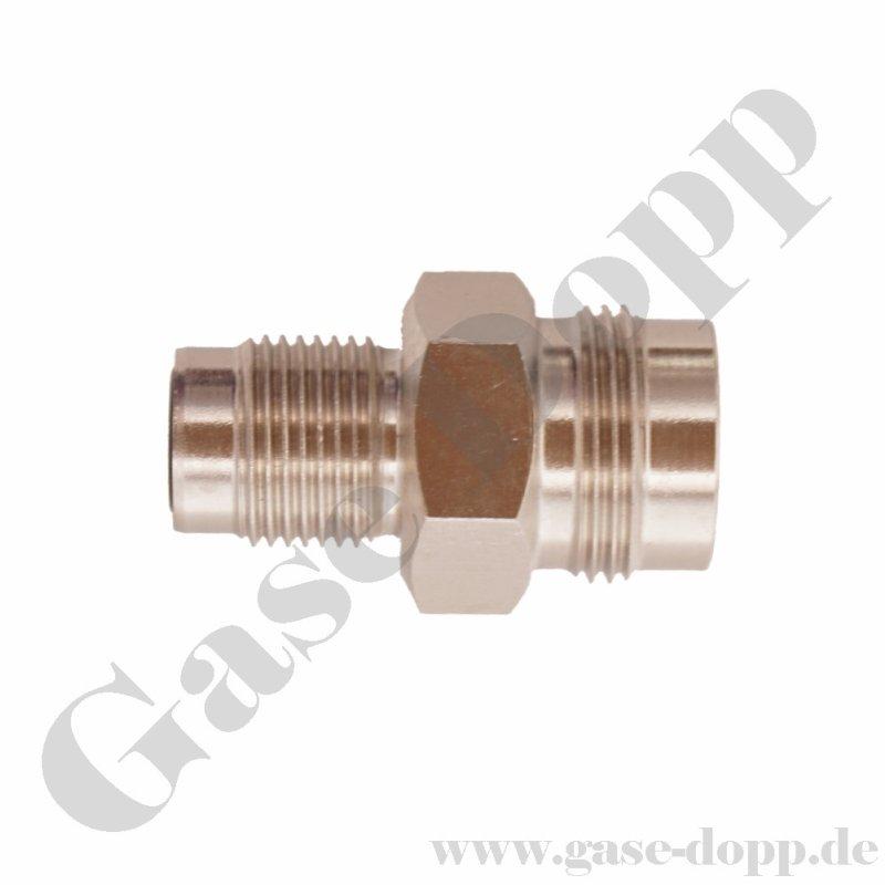 metallgo® Aluminium Distanzhülsen AbstandshalterØ innen 5 mmLänge 5 mm