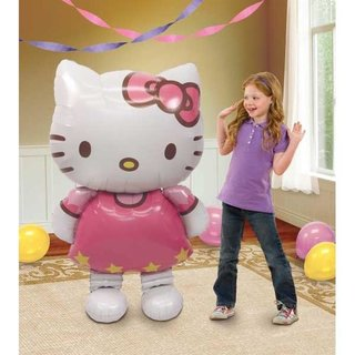 Hello Kitty Airwalker Folienballon ca. 127 cm